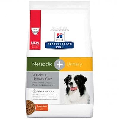 Hill's VET Hill's Prescription Diet Metabolic & Urinary Dry Dog Food 3.85kg