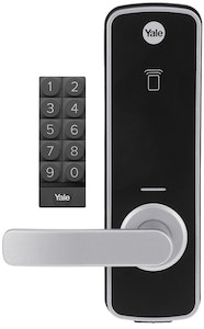 Yale Unity digital entrance smart lock with smart keypad & Bluetooth SIL