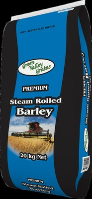 Green Valley Premium Steam Rolled Barley Horse Feed Supplement 20kg