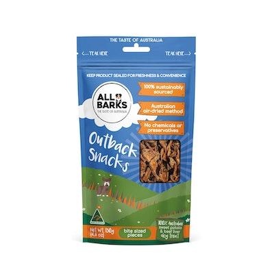 All Barks Outback Snacks