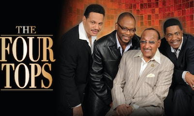 The Four Tops - Hall Of Famers You Have To Experience