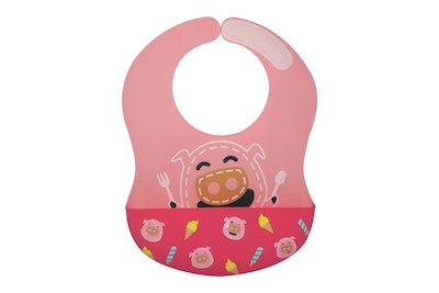 Marcus & Marcus Arrived - New Wide Coverage Silicone Bibs