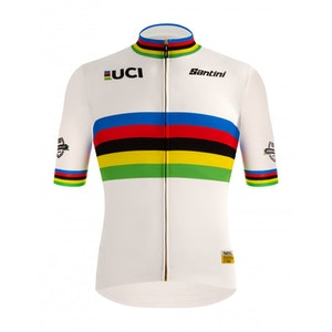 Santini Limited Edition UCI Road 100 Gold Jersey