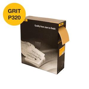 Mirka Goldflex Soft 115mmx125mm P400 200 per roll