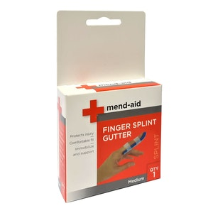 Bemed Finger Splint Gutter Medium