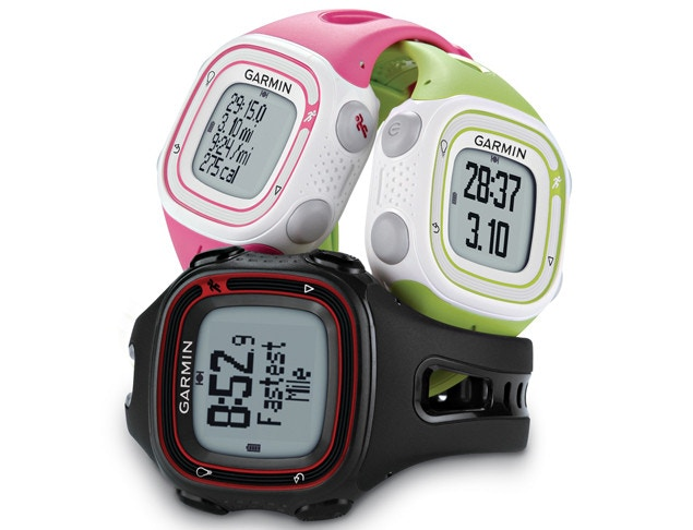 Garmin Forerunner 10, Watches
