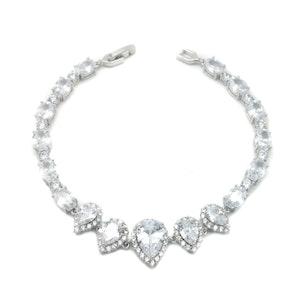 Ophelia wedding bracelet