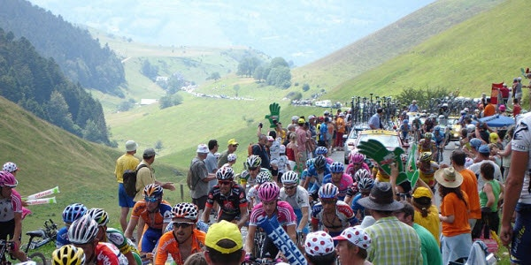 Experience the Tour de France live from the roadside with Exodus