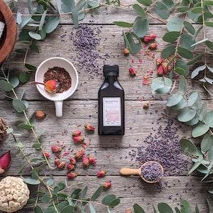 Nourishing Face Oil Refill 100mL · Pomegranate ·  Jojoba ·  Rosehip  · CoQ10 [01]