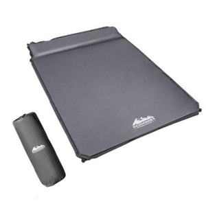 Double Self-Inflating Mat