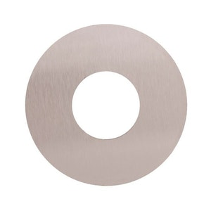 BDS Stainless Steel Scar plate to suits 201 Style Rim Cylinders