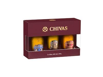 Chivas Regal Sampler Gift Pack 3 x 50mL