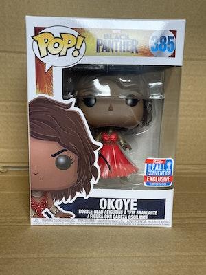 POP! Okoye (385) 2018 Fall Convention