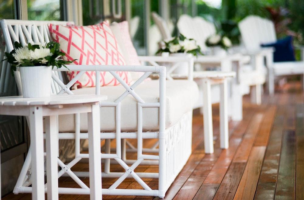 LENZO Moreton Event Hire Furniture