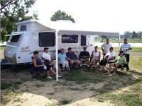 Club finds answer to more caravanning more often with short, sweet monthly touring
