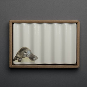 Soap Dish with Platypus