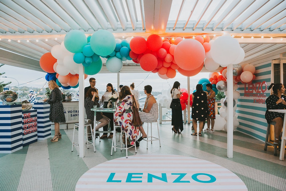 Corporate Event Styling LENZO
