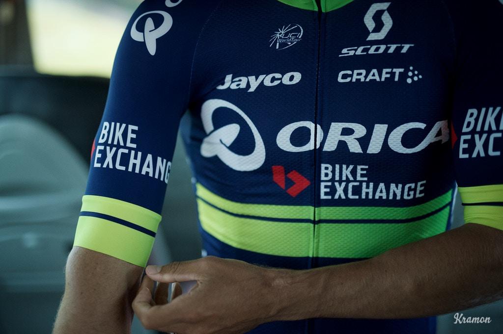 Maak kennis met: ORICA-BikeExchange