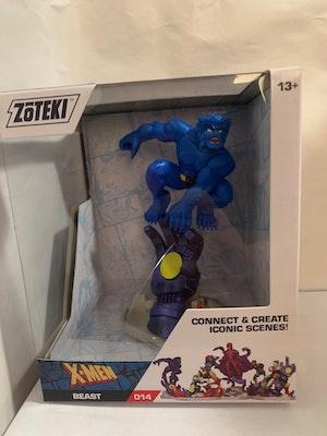 Beast X-Men Zoteki – Series 1 Diorama Figure New in Box