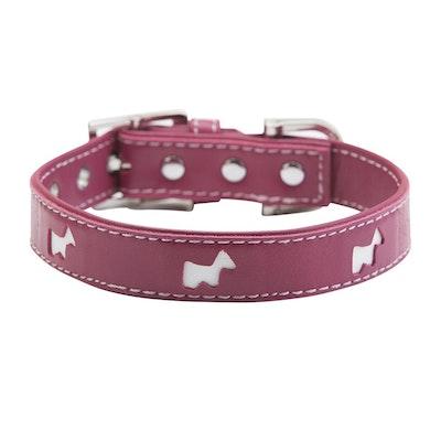 Hamish McBeth Pink Hamish Dog Collar