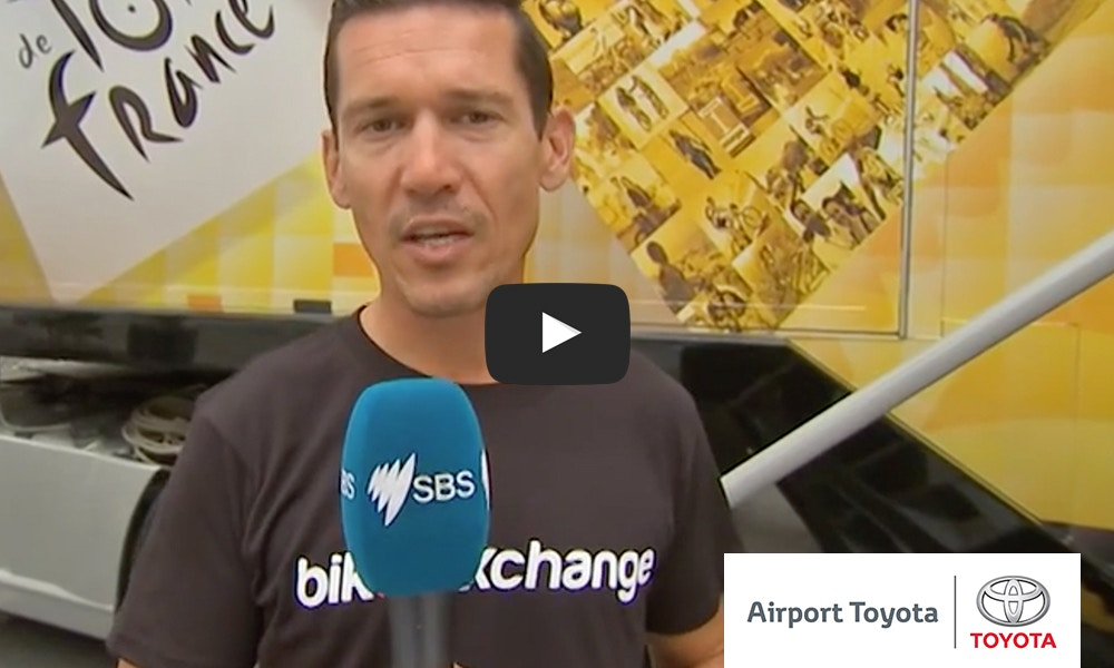 The Best of Robbie at the Tour de France 2015