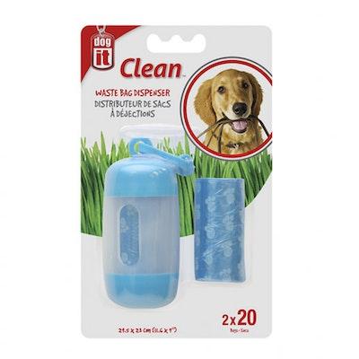 Dogit Waste Bag Dispenser Blue