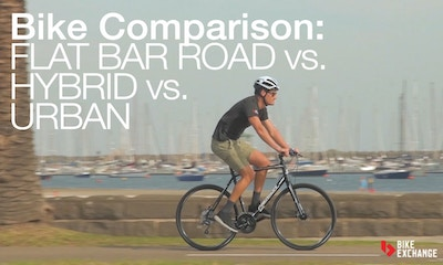 Urban vs Flat bar vs Hybrid Bikes Explained