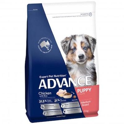 Advance Puppy Chicken Dry Dog Food