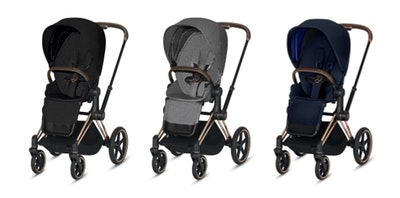Cybex 2020 Priam. Rose Gold