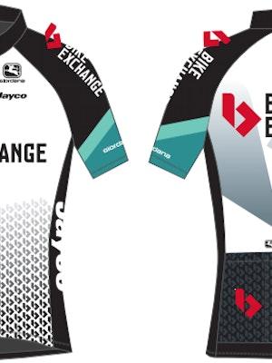 Giordana Women's Team BikeExchange Vero PRO Short Sleeve Jersey