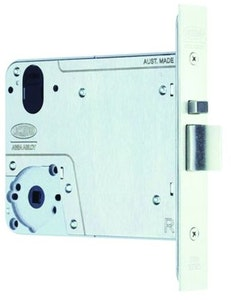 """Lockwood Selector universal primary 5772SS 127mm mortice lock """"Body Only"""" in stainless steel finish"""