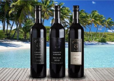 Larkeys Corner Wines FREE Aussie Holiday Package 2