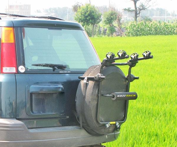 Buzz Rack Beetle 4x4 2 Bike Rack, Spare Tyre Bike Racks