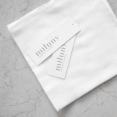 Miluny Pressed Muslin Cloth