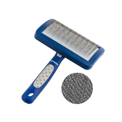 Artero Soft Slicker w/ Protected Teeth Dog Grooming Brush - 2 Sizes