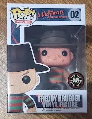 Funko Pop Nightmare On Elm Street Freddy Krueger Glow Chase #2