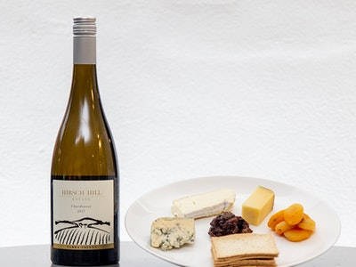 Cheese Selection & White Wine