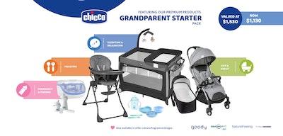 Chicco Grandparents Starter Bundle