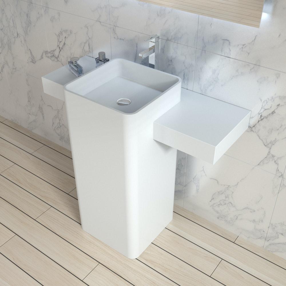 tiara freestanding basin pedestal basins for sale in. Black Bedroom Furniture Sets. Home Design Ideas