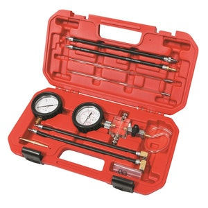 Toledo Fuel Pressure Tester Kit - Injector Return Flow Common Rail Diesel