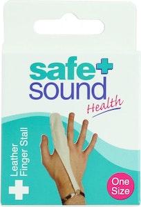 Safe + Sound Leather Finger Stall