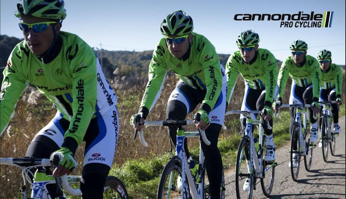 Cannondale Bikes Banner