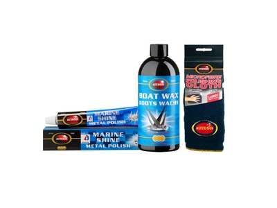 Marine Cleaning Pack
