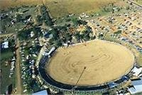 Mareeba Rodeo grounds.
