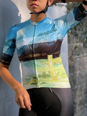 Login Cycle Club JANE - Login Women's Cycling Jersey