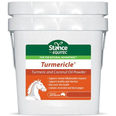Stance Equitec Turmericle Animal Powdered Dietary Supplement - 5 Sizes