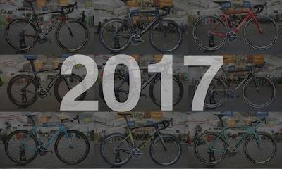 Pro Bikes of the 2017 WorldTour - Video