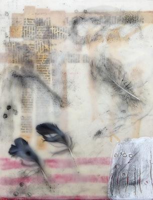 Tracy Stirzaker Lost & Found I - Original Artwork