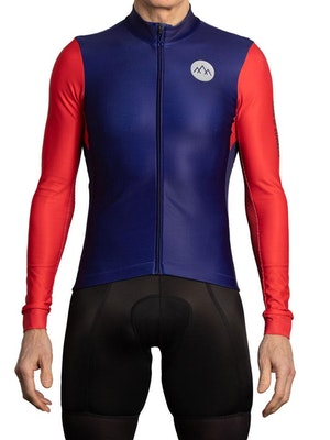 Band of Climbers Pro Seasons Jersey - Red/Navy