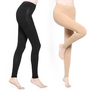 Medical compression socks-ninth pants CLASS 1 (15-20)mmhg